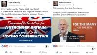 Facebook posts